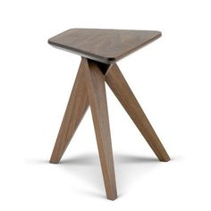 Amazon.com - Miskito Side Table Finish: Walnut