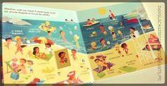 Livres jeunesse - Mes premiers docs sonores - Les mers et océans - Editions Gründ