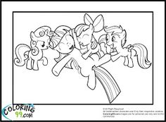 My Little Pony Coloring Pages Horse Coloring Pages, Cute Coloring Pages, Coloring Sheets, My Little Pony Coloring, My Little Pony Twilight, Pony Party, Twilight Sparkle, 4 Kids, Paper Dolls