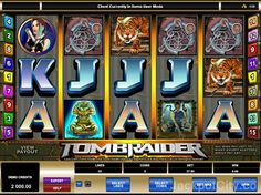 Try out 'Tomb Raider Slots' by Microgaming for free! Go to the game panel >> jackpotcity.co/t/4936.aspx