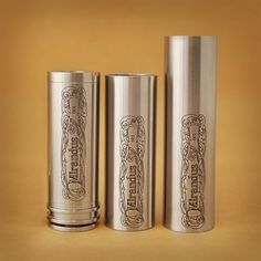Stainless Steel Mirandus Mechanical Mod | Circle of MOD