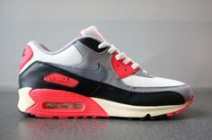 Then & Now // A Look Back At The History of The Original Air Max '90   Sole Collector