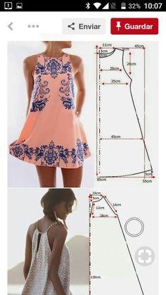 Veronika Hug, Dress Patterns, Sewing Patterns, Kaftan Moroccan, Crochet Poncho, Cute Diys, Sewing Projects For Beginners, Ankara Styles, Little Dresses