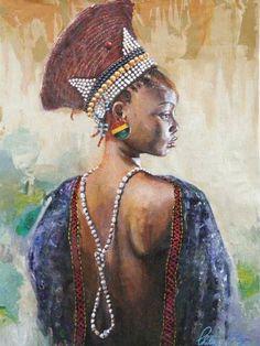 Zulu Maiden