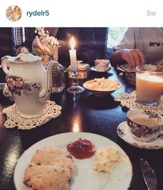 Rydels tea party