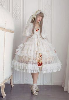 Fairytale Forest -The Mirror of Metempsychosis- Covering Dress