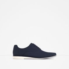 ZARA - MAN - OXFORD STYLE CASUAL SHOES