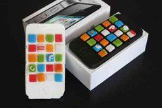 iPhone di cioccolato
