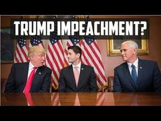 To impeach Trump or not to impeach Trump? That is the question. — Strive 4