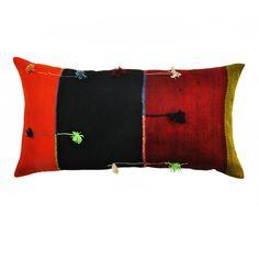 kilim pillow.