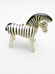 Danish Design - Kay Bojsen Zebra - unika www.houseofbk.com