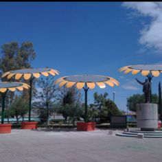 Spring at Aguascalientes, Mexico.