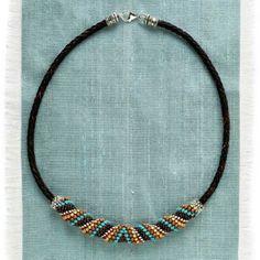 Beaded Jewelry: 7 Ways to Get the Bohemian Look Now!   Beading   Interweave