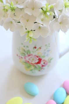 Cath Kidston jug - I have this in my kitchen :)
