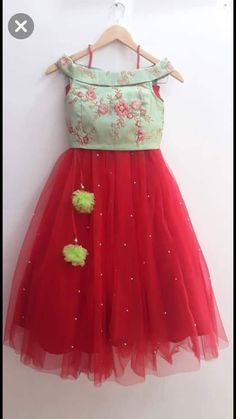 Hi we have boutique and a tailoring unit. We can make this design with your choice of color combination and with customised design. we deal with all kinds of kids n ladies works including Anarkali Dress, Balgrowns, Lehangas, maggam works etc. Girls Frock Design, Kids Frocks Design, Baby Frocks Designs, Baby Dress Design, Kids Lehanga Design, Lehanga For Kids, Kids Party Wear Dresses, Kids Dress Wear, Kids Gown