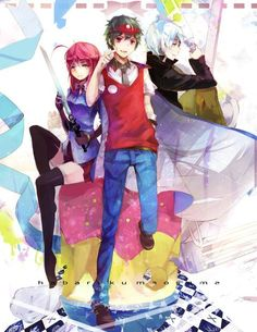 The Devil is a Part-Timer! #anime #thedevilisaparttimer