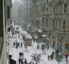 Istanbul in Winter - Google Search