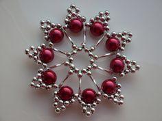 beaded christmas ornaments | Christmas ornament | Christmas-Beaded