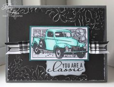 SNSS Timeless classic by merrymstamper - Cards and Paper Crafts at Splitcoaststampers