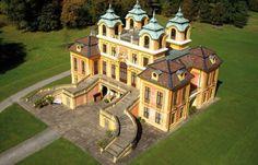 Schloss Favorite, Ludwigsburg, Region Stuttgart