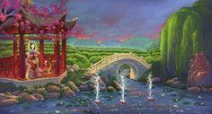 Voyage to the Crystal Grotto, Fantasyland, Shanghai Disneyland