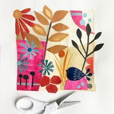 Collage Sketchbook is a Modern-Day Homage to Matisse Sketchbook Inspiration, Art Sketchbook, Paper Art, Paper Crafts, Paper Collages, Cut Paper, Matisse, Affinity Designer, Collage Artists