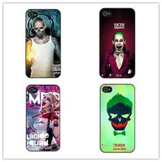 Hard Phone Cases, Iphone Cases, Iphone 4, Dc Comics, Jared Leto Joker, Super Hero Shirts, Joker And Harley Quinn, 6s Plus, Squad