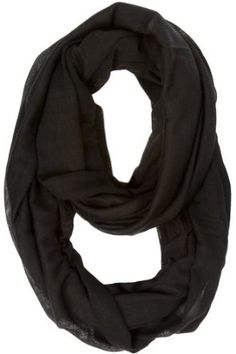 Dylan Infinity Scarf - Black Gena Accessories. $22.95
