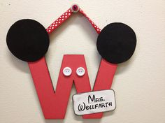SuperDuper Embellished Letters cute & custom by WhatchawantDesign, $20.00