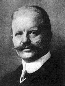 Arthur Zimmerman was the German foreign secretary who sent a telegram to Mexico, encouraging them to go to war with the U.S. in exchange for lost territory.