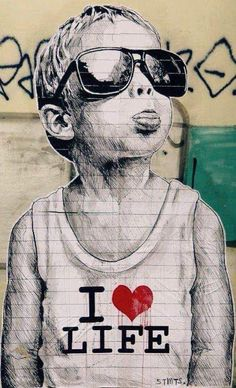 Street Art is a unquestionably popular form of art that is spreading quickly all higher than the world. You can find it on buildings, sidewalks, … Banksy Graffiti, Street Art Banksy, Banksy Artwork, Bansky, Graffiti Wall Art, Banksy Posters, Street Art Utopia, Arte Dope, Urbane Kunst