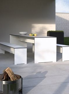 Riva rectangular table by Conmoto | Architonic