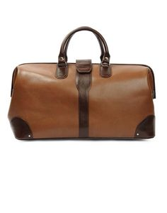 a leather doctor bag makes a great Father's Day gift!