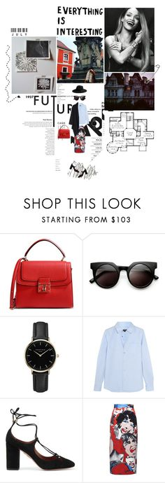 """""""Everything is interesting."""" by miky94 ❤ liked on Polyvore featuring Behance, Dolce&Gabbana, Michael Stars, Retrò, ROSEFIELD, A.P.C., Aquazzura, Marc Jacobs and Tsumori Chisato"""