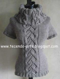Tecendo Arte-Tricô & Crochê