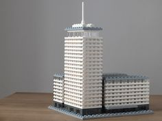 Ringturm Architektur mit LEGO | Architecture with LEGO bricks