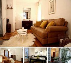 Paris - Rue de Rome - 1-bedroom rental apartment