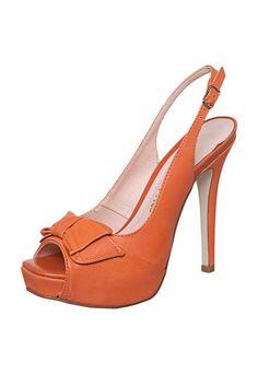 Bottero Marjorie Sandal Orange - Buy Now   Dafiti