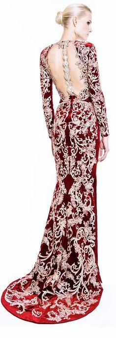 Fashion Trends - Moda - Beautiful Dresses For Women-1-5 (285)
