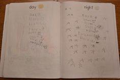 Kindergarten Interactive notebook