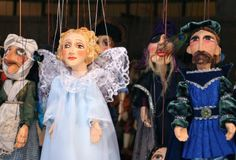 The Czech Republic has had a long relationship with puppets. Czech puppet masters take their art seriously, and Czech puppets can command high prices. Antique Czech puppets are sought after by collectors, and Czech puppet theaters still draw crowds.