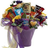 50th Birthday Party Candy | birthday t basket gourmet food t basket birthday t ideas