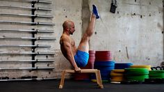 How to Master the V-Sit/I-Sit! First of all you need a solid L- Sit and a good pike compression. This is not only about your hamstring flexibility, but also about the strength in your rectus femoris. The rectus femoris is a part of your quadriceps. You can do squats all day long, but this won't help you to get the necessary strength for this movement. You have to strengthen the muscle in a straight leg position. Long story short: Work on your Hamstring Flexibility and your Straight L...