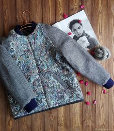 The North Face, Upcycle, Couture, Children, Jeans, Sweaters, Clothes, Style, Fashion