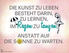 Die Kunst zu Leben besteht darin, ... www.cameocandy.de