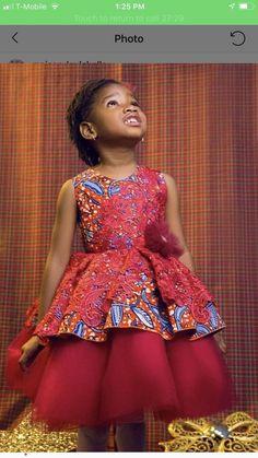 Kids dress wangui - Robe enfant - Source by abbibae fashion dresses Ankara Styles For Kids, African Dresses For Kids, Latest African Fashion Dresses, African Dresses For Women, African Print Dresses, Dresses Kids Girl, African Print Fashion, African Attire, Indian Dresses