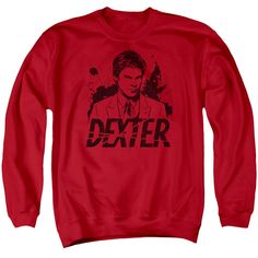 "Checkout our #LicensedGear products FREE SHIPPING + 10% OFF Coupon Code ""Official"" Dexter / Splatter Dex - Adult Crewneck Sweatshirt - Dexter / Splatter Dex - Adult Crewneck Sweatshirt - Price: $39.99. Buy now at https://officiallylicensedgear.com/dexter-splatter-dex-adult-crewneck-sweatshirt"