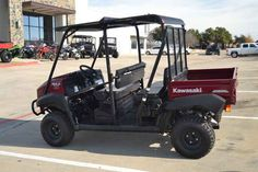 New 2017 Kawasaki Mule 4010 Trans 4X4 ATVs For Sale in Texas. 2017 Kawasaki Mule 4010 Trans 4X4,