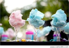 """Why not get the kiddos all sugared up.""""Cocktail hour"""" for the kids! Tybee Island, Georgia is the South's newest Wedding Destination! Cotton Candy Drinks, Cotton Candy Cocktail, Cotton Candy Wedding, 1st Birthday Girls, Birthday Bash, Birthday Parties, Dream Wedding, Wedding Things, Wedding Cake"""