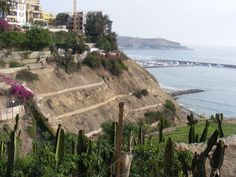 Barranco Lima Peru. August 22/2013. Photographed by Kevin H